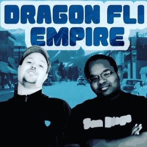 Dragon Fli Empire - The Invasion LP