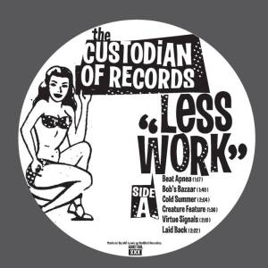 LESS WORK FOR CUSTODIAN