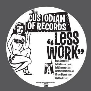 LESS WORK FOR CUSTODIAN
