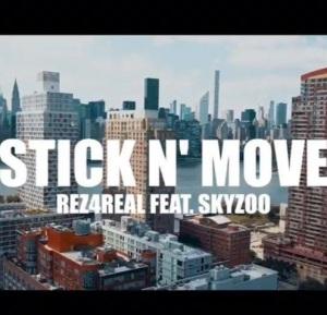 STICK N MOVE