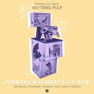 WRECKING CREW WU-TANG PINBALL
