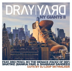 DRAY YARD NY GIANTS II