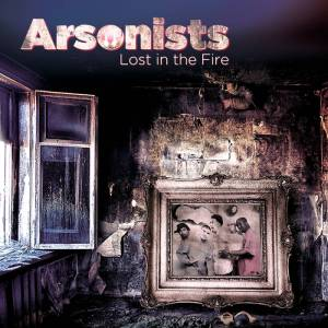 ARSONISTS LOST IN FIRE