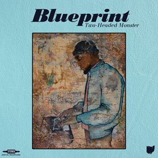 BLUEPRINT TWO-HEADED MONMSTER