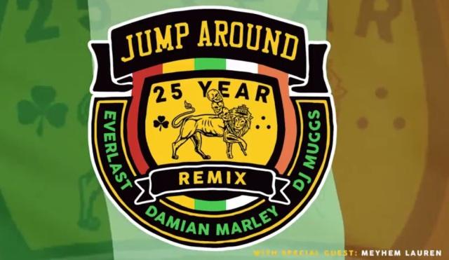 JUMP AROUND REMIX