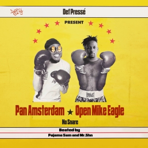 PAN AM OPEN MIKE EAGLE GROWN UP RAP PREMIERE